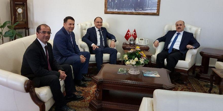 İş-Kur Genel Müdürü Mehmet Ali Özkan:
