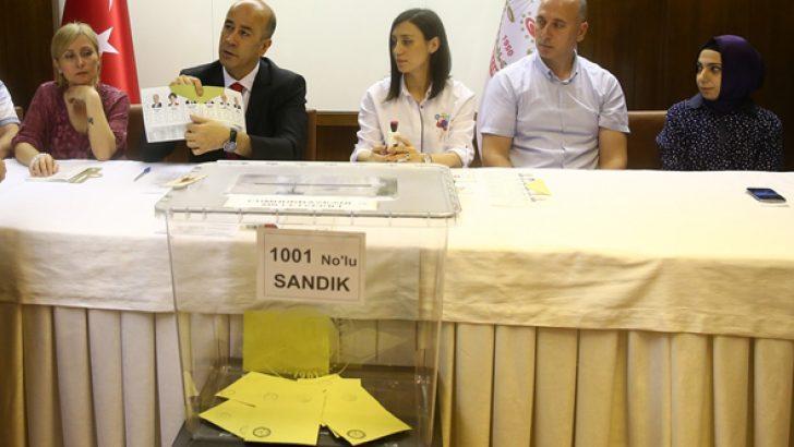 Seçim sonuçları belli oldu mu? 24 Haziran seçim sonuçları ne zaman açıklanacak?