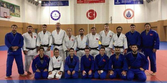 Judocular Akdeniz Oyunları'na hazır