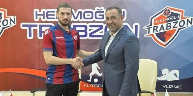 Hekimoğlu Trabzon FK'de transferler sürüyor