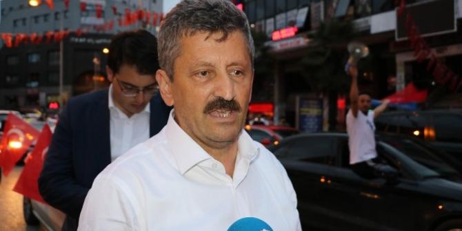 """Tosun, """"Kaybeden yok, Zonguldak kazandı"""