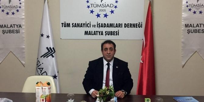TÜMSİAD Başkanı Gümüş'ten seçim değerlendirmesi