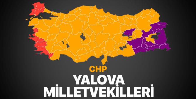 CHP Yalova Milletvekilleri 2018 – Yalova'da CHP kaç milletvekili çıkardı?