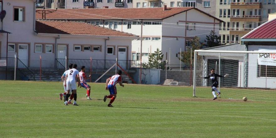 1.amatör ligde yarı final ilk maçları oynandı