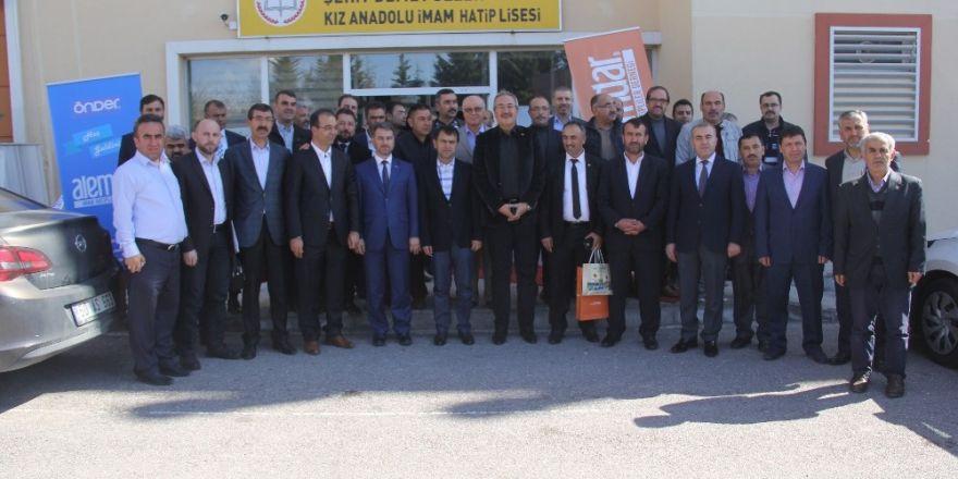 Önder İmam Hatipliler bölge toplantısı yapıldı