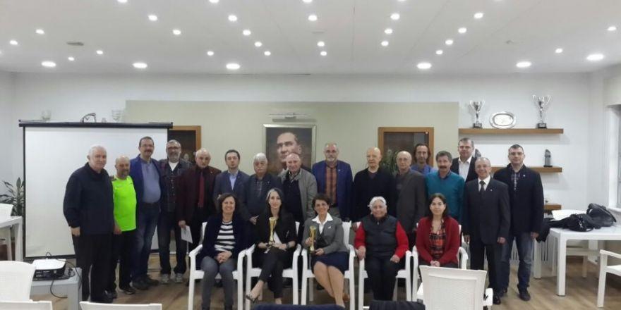 Türkiye Atletizm Vakfı Olağan Genel Kurulu yapıldı