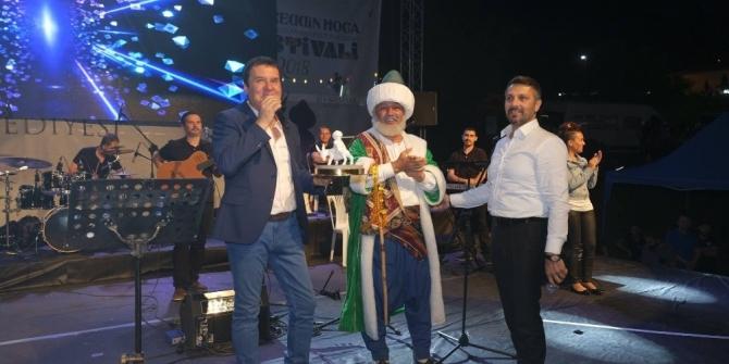Sivrihisar Uluslararası Nasreddin Hoca Kültür ve Sanat Festivali sona erdi