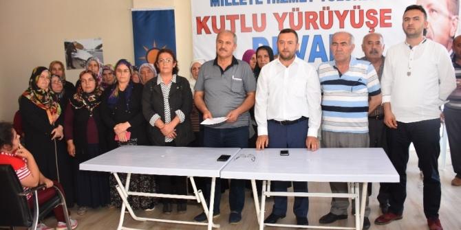 Kırıkkale'de AK Parti Kadın Kolları Başkanı ile hemşire arasında yaşanan darp olayı