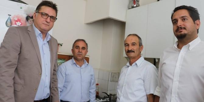 Gördes'te doğal gaz kullanılmaya başlanıldı