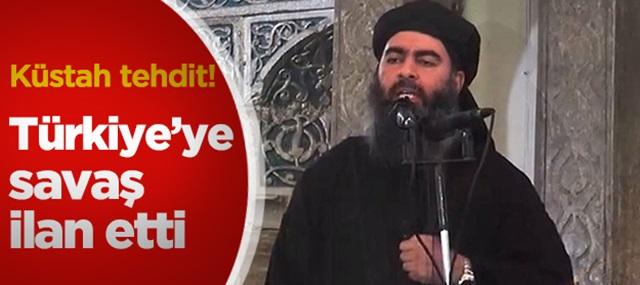 IŞİD, Türkiye'ye Savaş İlan Etti