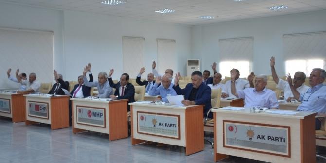 İl Genel Meclisi Temmuz ayı üçüncü birleşimi yapıldı
