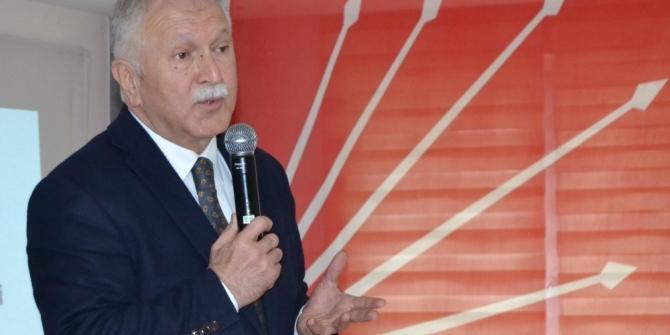"""Bektaşoğlu: """"Kurultaydan geri dönüş yok"""""""