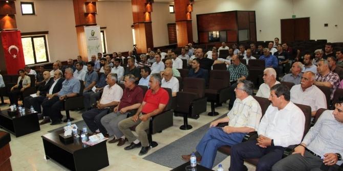 GTB'de ''İmar Barışı'' bilgilendirme toplantısı