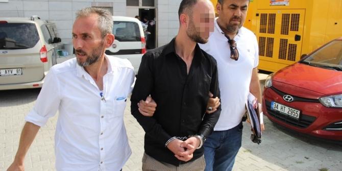 Samsun'da bıçaklı yaralamaya tutuklama