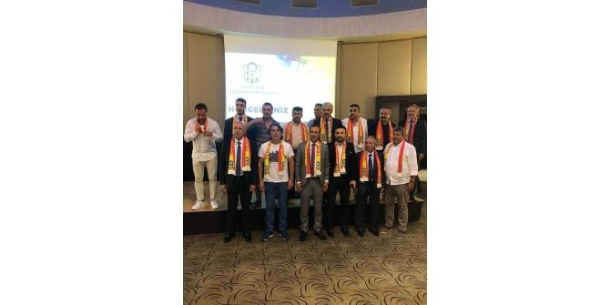 Evkur Yeni Malatyaspor, sponsorlarıyla bir araya geldi
