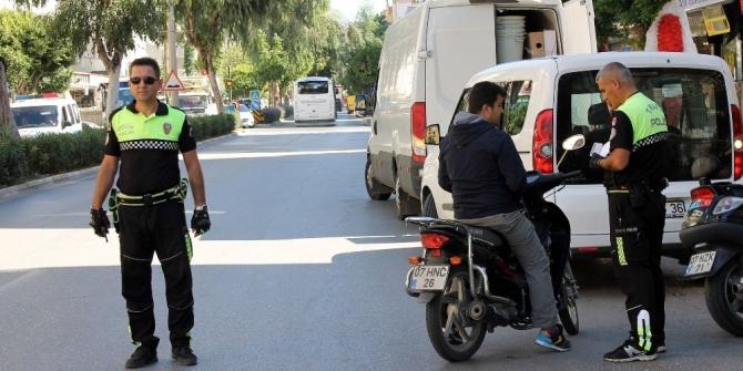 Aydın'da 8 bin araca 3 milyon lira ceza kesildi