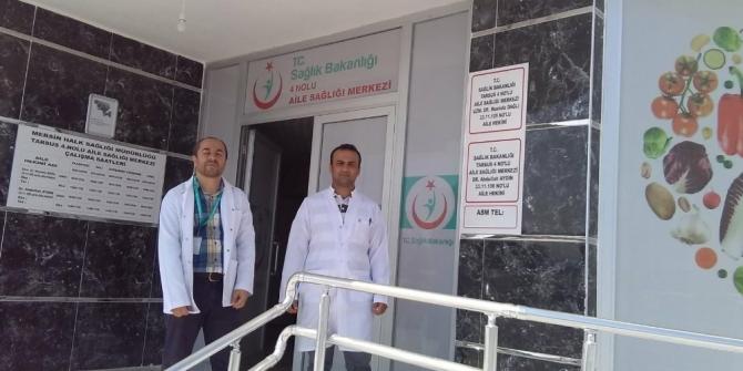 Tarsus'ta 30. Aile Sağlığı Merkezi hizmete girdi