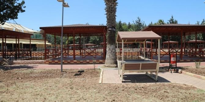 Söğütlüdere Mesire alanı hizmete açıldı
