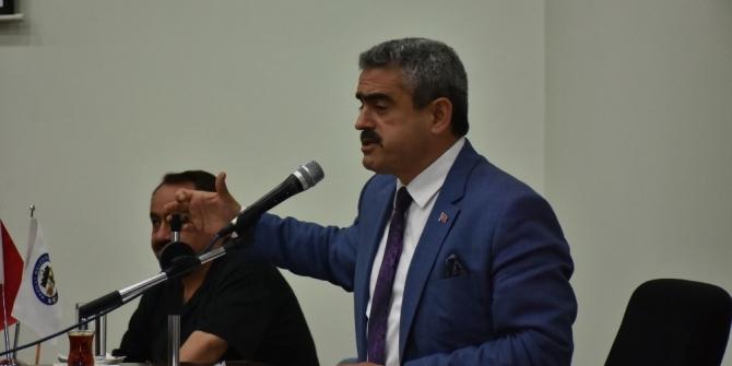Nazilli Belediye Meclisi çocuklara yönelik şiddeti lanetledi