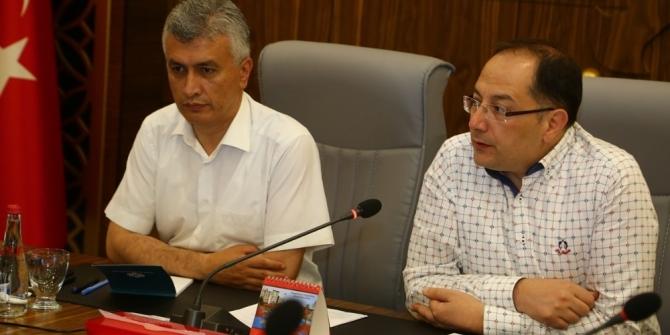 Cizre'de İmar Barışı toplantısı