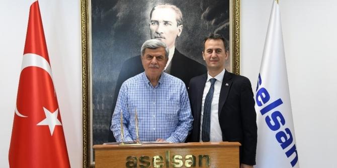 """Başkan Karaosmanoğlu: """"ASELSAN, milletimizin gözbebeğidir''"""