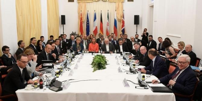 Avrupalı Bakanlar, İran heyeti ile nükleer anlaşmayı görüşüyor