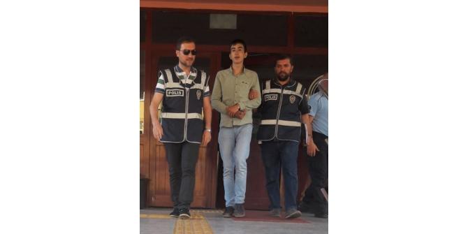 İş yerinden hırsızlık yapan zanlı tutuklandı