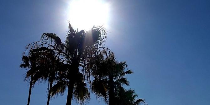 Güney Kaliforniya sıcaktan kavruluyor