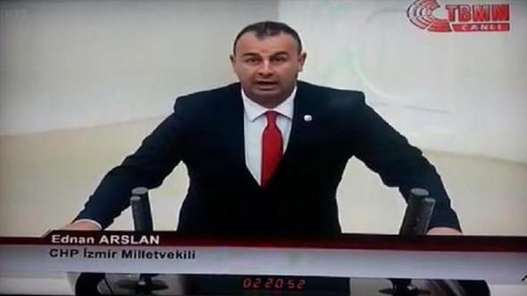 CHP Milletvekili acı haberi Meclis'te aldı