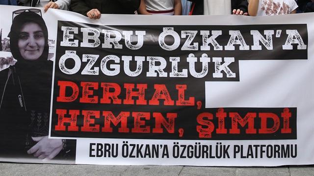 Ebru Özkan kimdir? İsrail'den Ebru Özkan'a küstah suçlama !