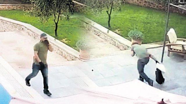 Hülya Avşar'ın yazlığına hırsız girdi