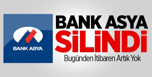 Bank Asya Borsadan Tamamen Silindi