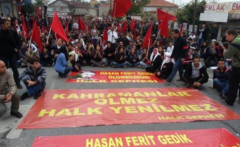 """Kartal'daki Adelet Sarayına Yapılan Saldırıyı """"Cephe"""" üstlendi"""