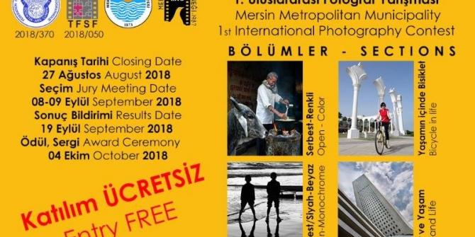 Mersin'de fotoğraf yarışması