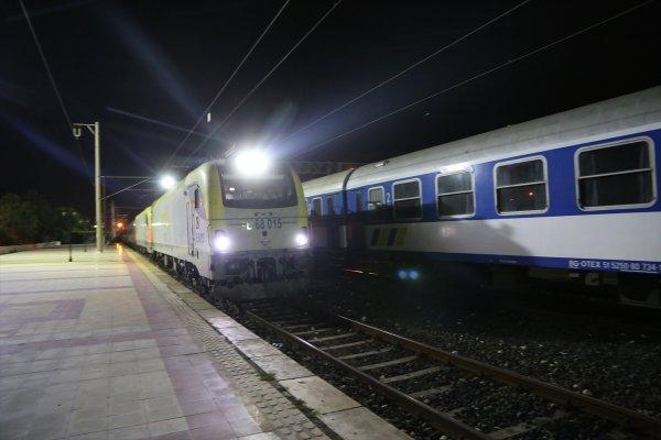 Çorlu'daki tren kazası sonrası ilk sefer