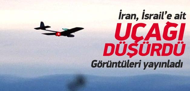 İran: İsrail İHA'sını düşürdük