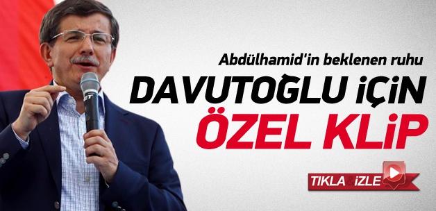 Ahmet DAVUTOĞLU'NA Özel Klip - Tıkla İzle