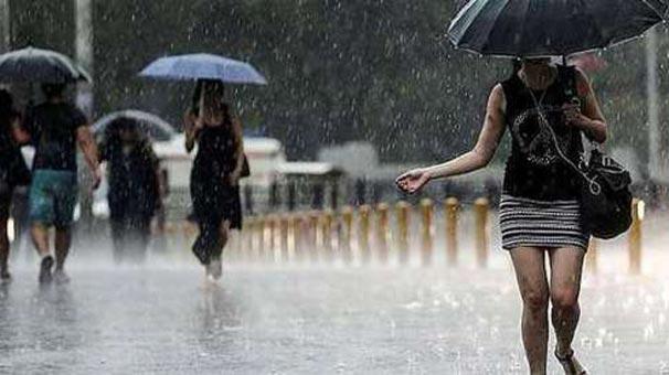 Meteoroloji'den uyarı : İstanbul'da yarın saat 10:00 -16.00 arasına dikkat !