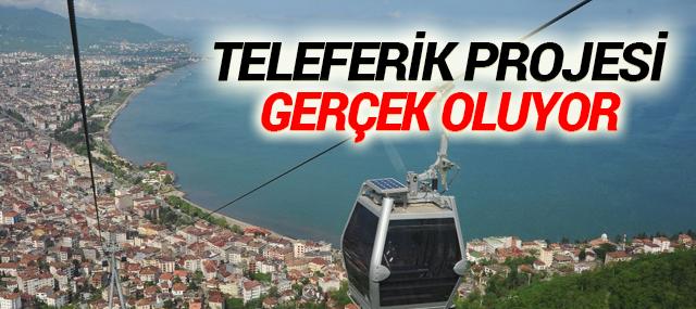 Kadir Topbaş, Sultanbeyli Teleferik projesine start verdi