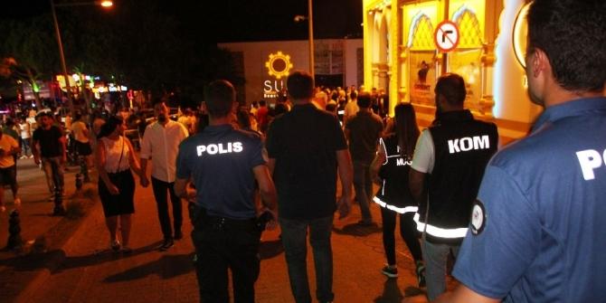 Bodrum'da polis barlar sokağını aradı ile ilgili görsel sonucu