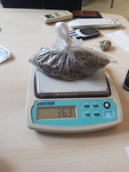 Kayıp ilanı verilerek aranan genç, uyuşturucu satarken yakalandı