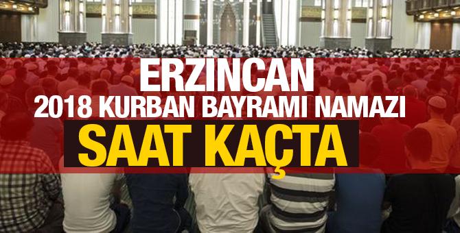 2018 Erzurum kurban bayramı namazı saati kaçta? İşte bayram namazı saatleri
