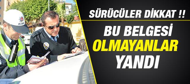 İstanbul'da okul servislerine sıkı denetim