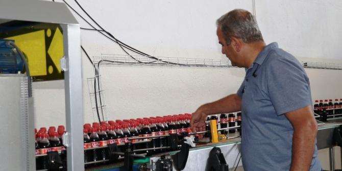 Van'da üretilen meyve suyu yurt dışına ihraç ediliyor