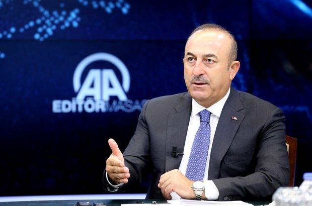 Mevlüt Çavuşoğlu'ndan ABD görüşmesine ilişkin açıklama
