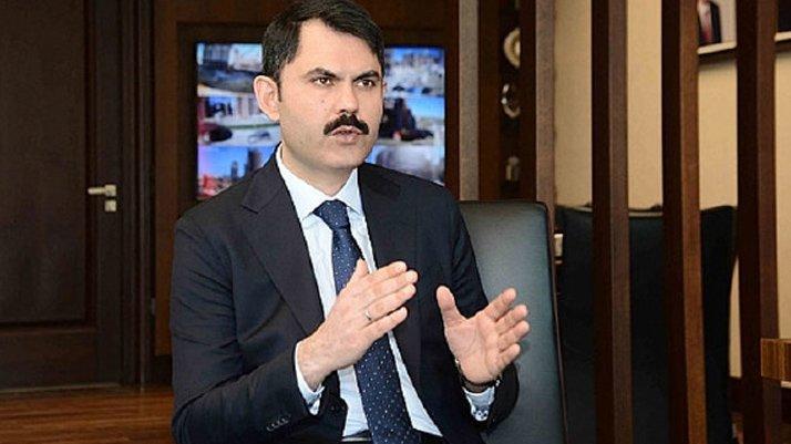 Murat Kurum'dan gayrimenkul sektörünü canlandıracak açıklama
