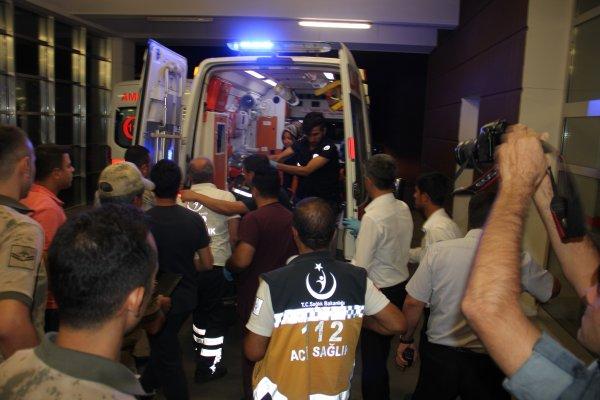 PKK Adıyaman'da Mermer ocağı şantiyesine saldırdı