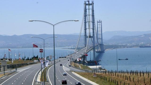Osmangazi köprüsü geçiş ücreti 2018 ne kadar?