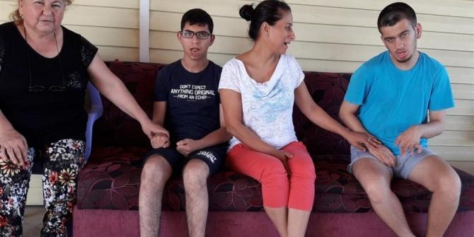 Engelli çocukların anneleri emeklilik istiyor