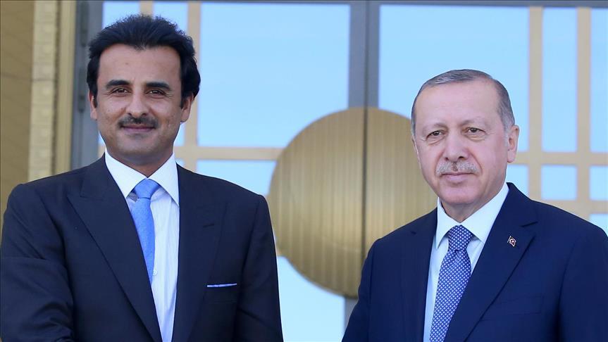 Başkan Erdoğan: Katar ile dostluğumuz artarak devam edecek